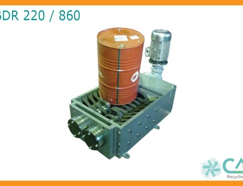 Trituratore Bialbero BDR 220 / 860