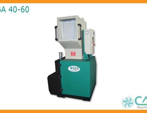 Granulatore BA40-60