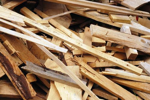 Recupero e riciclaggio legno