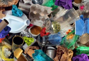 Recupero e riciclaggio plastica