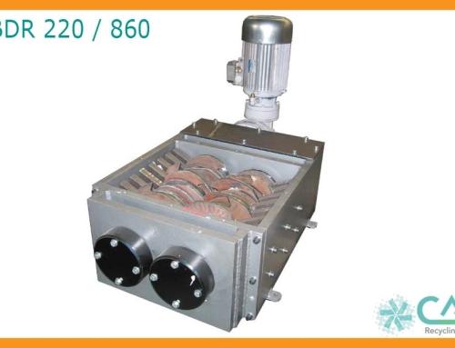 Trituratore Bialbero BDR 110 / 600