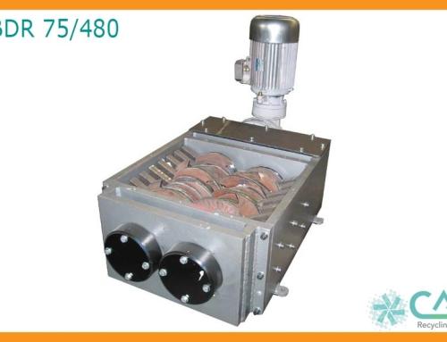 Trituratore Bialbero BDR BDR 75/480
